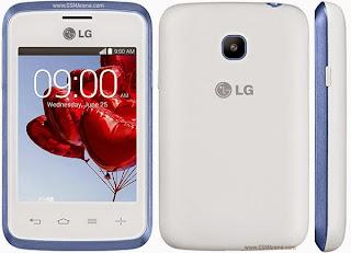 Spesifikasi LG L20 - Android KitKat Termurah