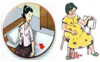 Penyebab Tanda Gejala Flek Ibu Hamil