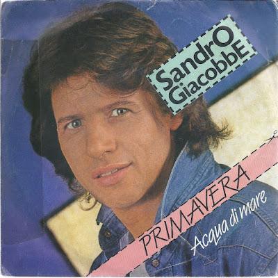 Sanremo 1983 - Sandro Giacobbe - Primavera