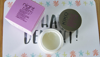 Kiko Night Balm