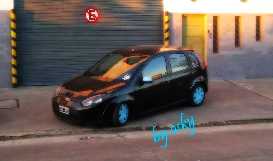 Gta Derretidos Al Piso Ford Fiesta By Fiore