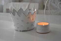 Älskar vit keramik!