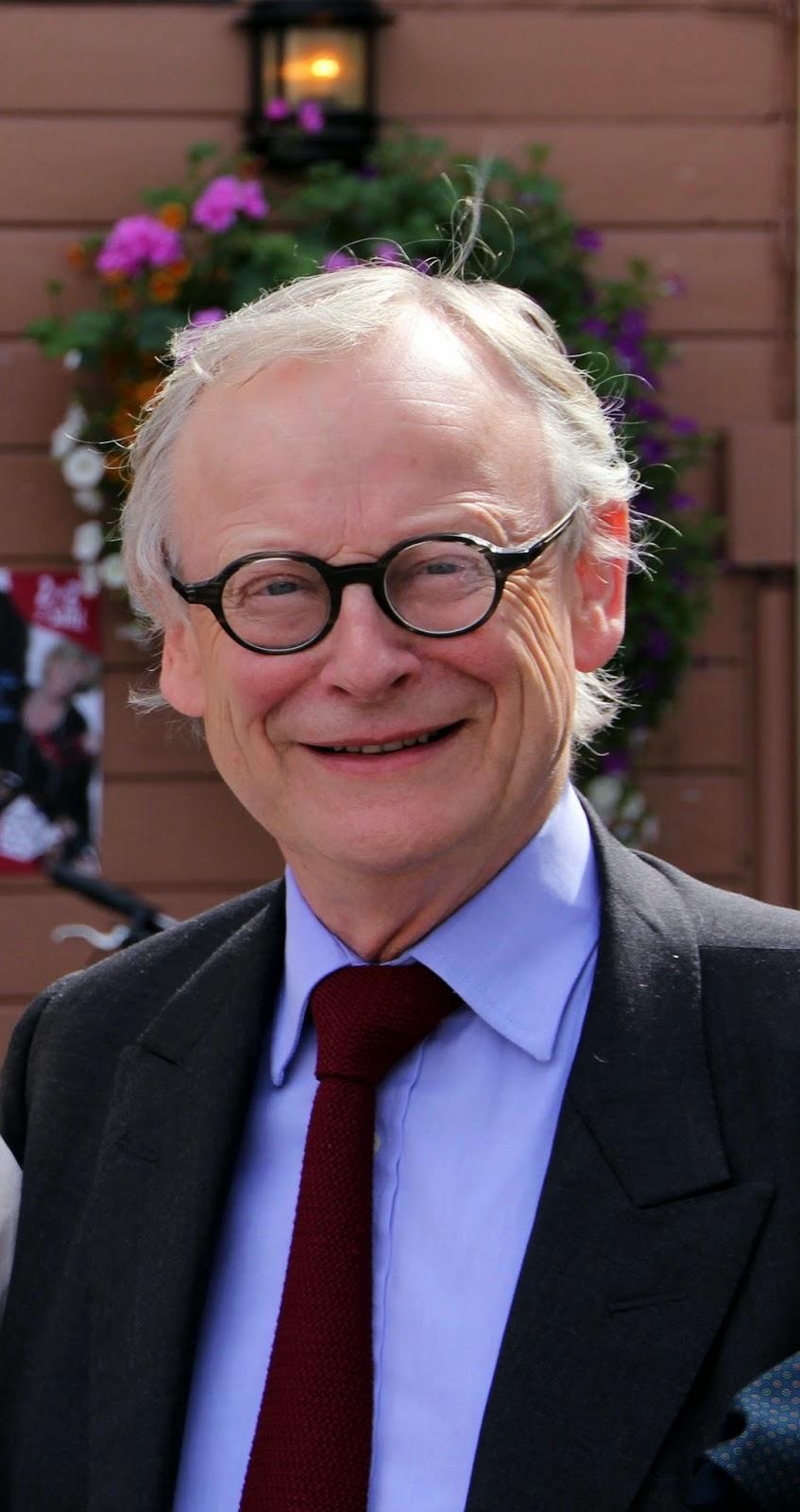 John Gummer aka Lord Deben.