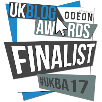 Finalist for Health and Social Care blog