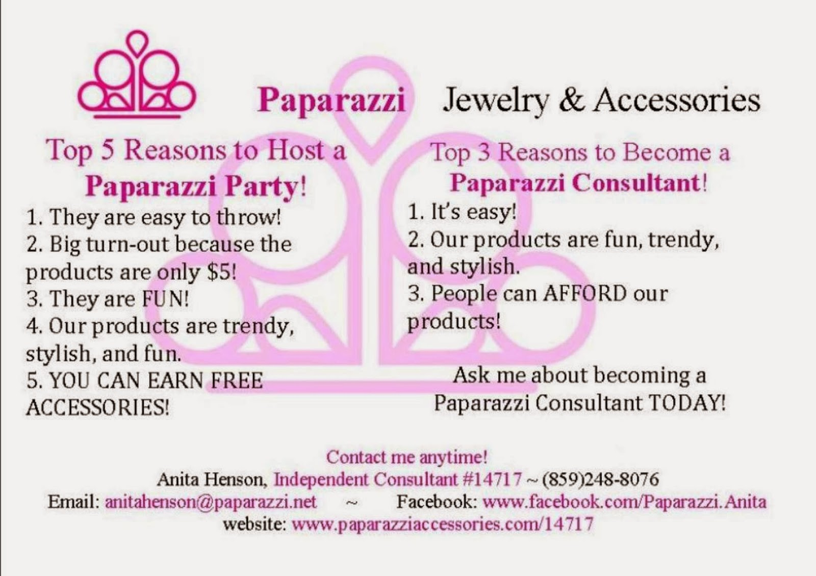 Passion for Paparazzi Accessories