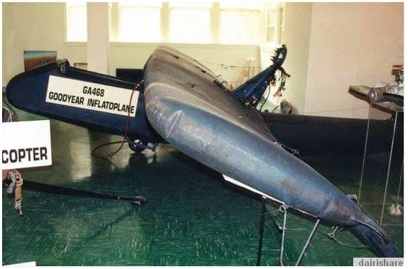Percayakah Anda! Kapal Terbang Perang Dunia Kedua Di Buat ...