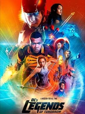 DC´s Legends Of Tomorrow Temporada 2 Capitulo 7 Latino