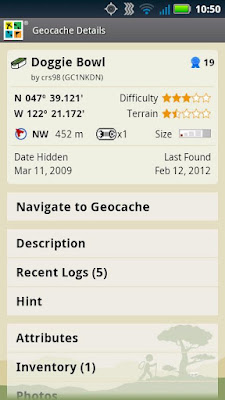 Geocaching apk