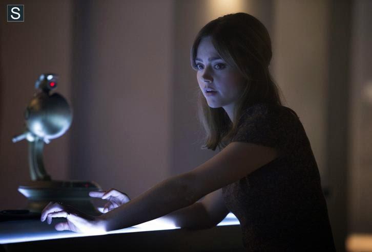 """Doctor Who - Dark Water - Review: """"Stolen Souls"""""""