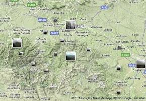 Enlace con las cámaras web del Gobierno de La Rioja :
