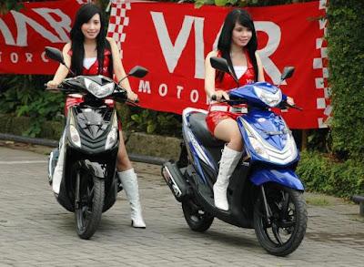 VIOR 125 Motor Indonesia