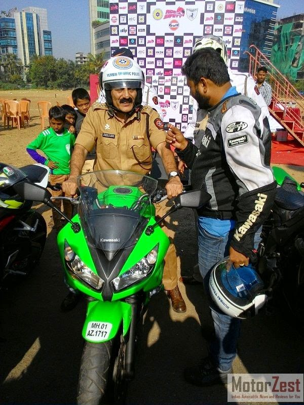 Ride for Safety 2014 mumbai