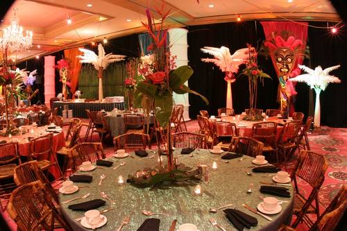 London conference venues tips to choose an effective for African party decoration