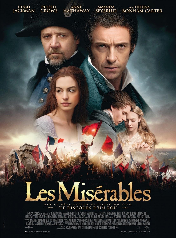 Los Miserables, Cine Reseña.