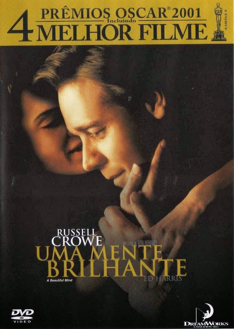 Uma Mente Brilhante – Dublado (2001)