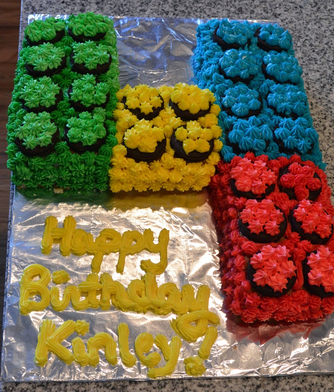 Happy 35th Birthday Highlands Ranch: Mixin' Mom: DIY Lego Party And Cake