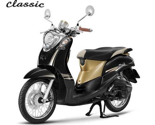 Spesification Yamaha Fino 2012