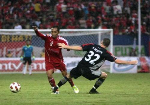 Deltras vs Persiram 7 Juni 2012