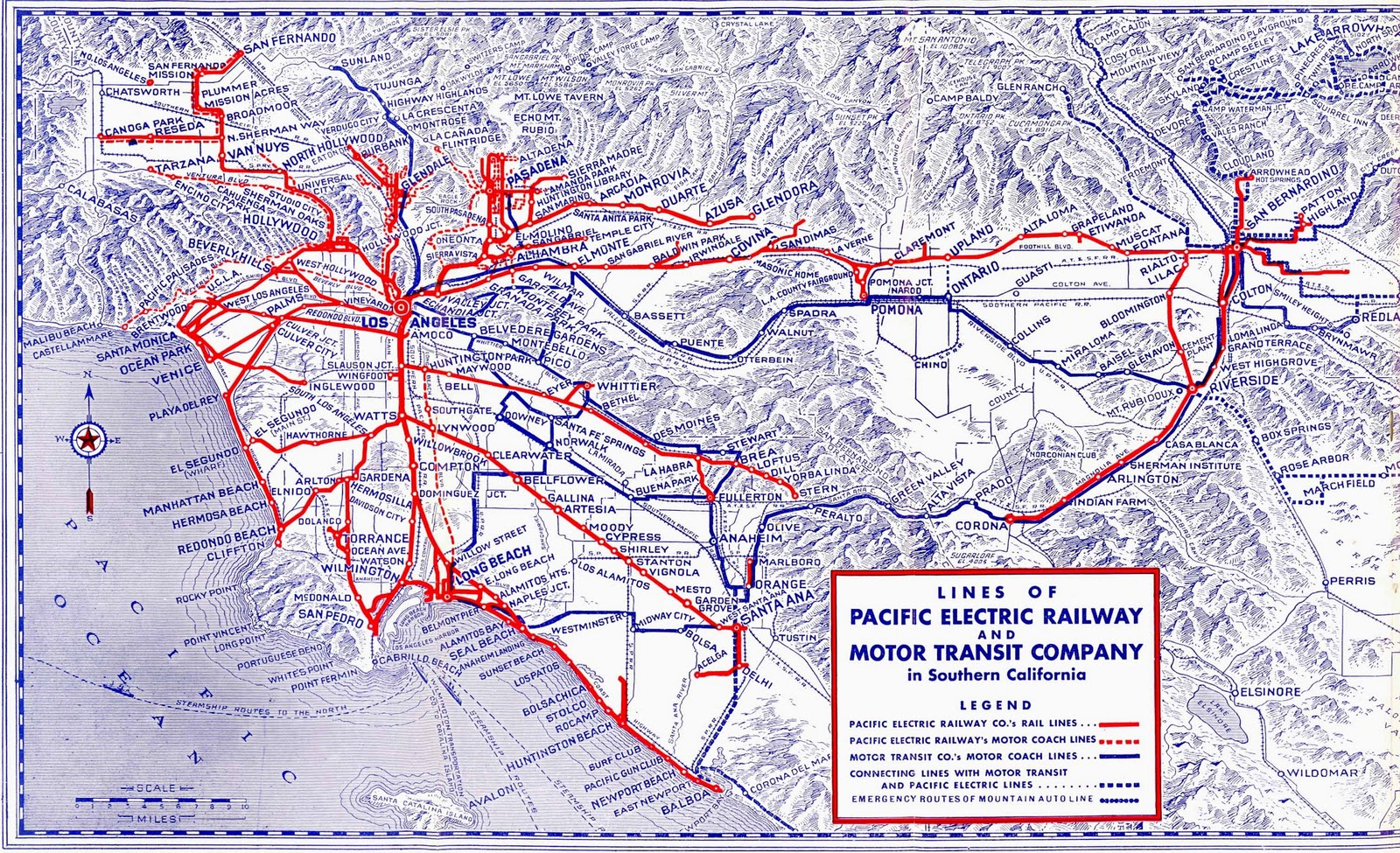 Project Transportation Final Submission - Los angeles freeway map traffic