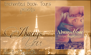 Blog Tour Stop: Always You by Shilpa Mudiganti-Review and Author Interview!