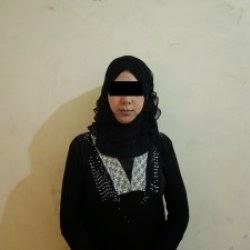القاء القبض على فتاة بحوزتها 7500 قرص مهلوس