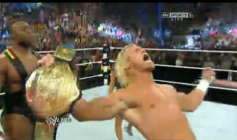 Dolph Ziggler Wins World Heavyweight Championship Dolph ziggler beat ... Dolph Ziggler World Heavyweight Champion