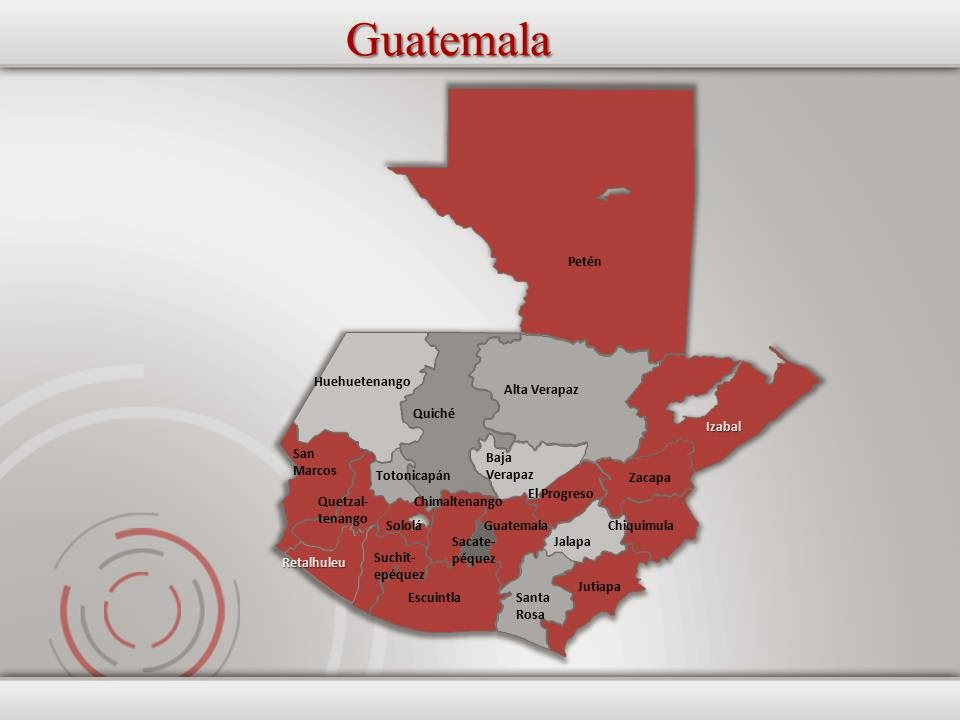 Homicides increase in Guatemala...but rate remains nearly the same ...