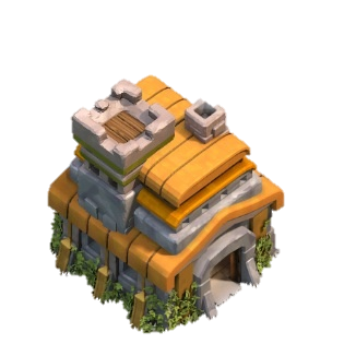 Town Hall Level 7 base
