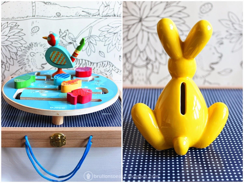 Djeco wooden toys