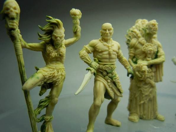 Conan Hyborian Quests Pict Miniatures