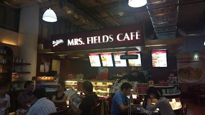 Mrs. Fields Cafe