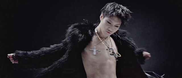 shinee taemin everybody mv teaser screencap 2