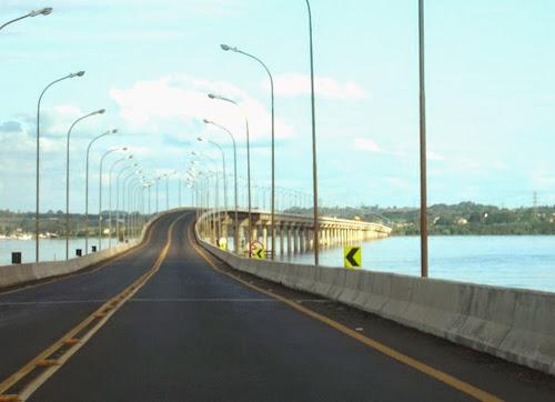 Ponte Ayrton Senna – PR/MS