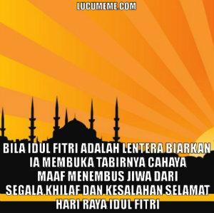 Gambar Selamat Idul Fitri