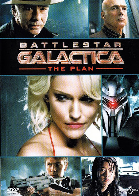 Battlestar Galactica: The Plan [Latino]