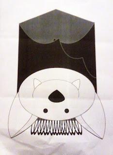 boceto murcielago