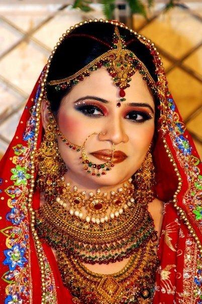 Bridal Makeup Smokey Eye Brown Eyes Looks Tips 2014 Images ...