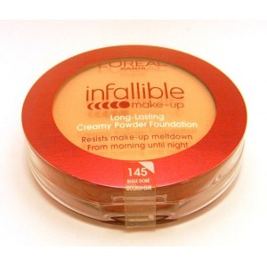 L'OREAL Infallible Powder Foundation