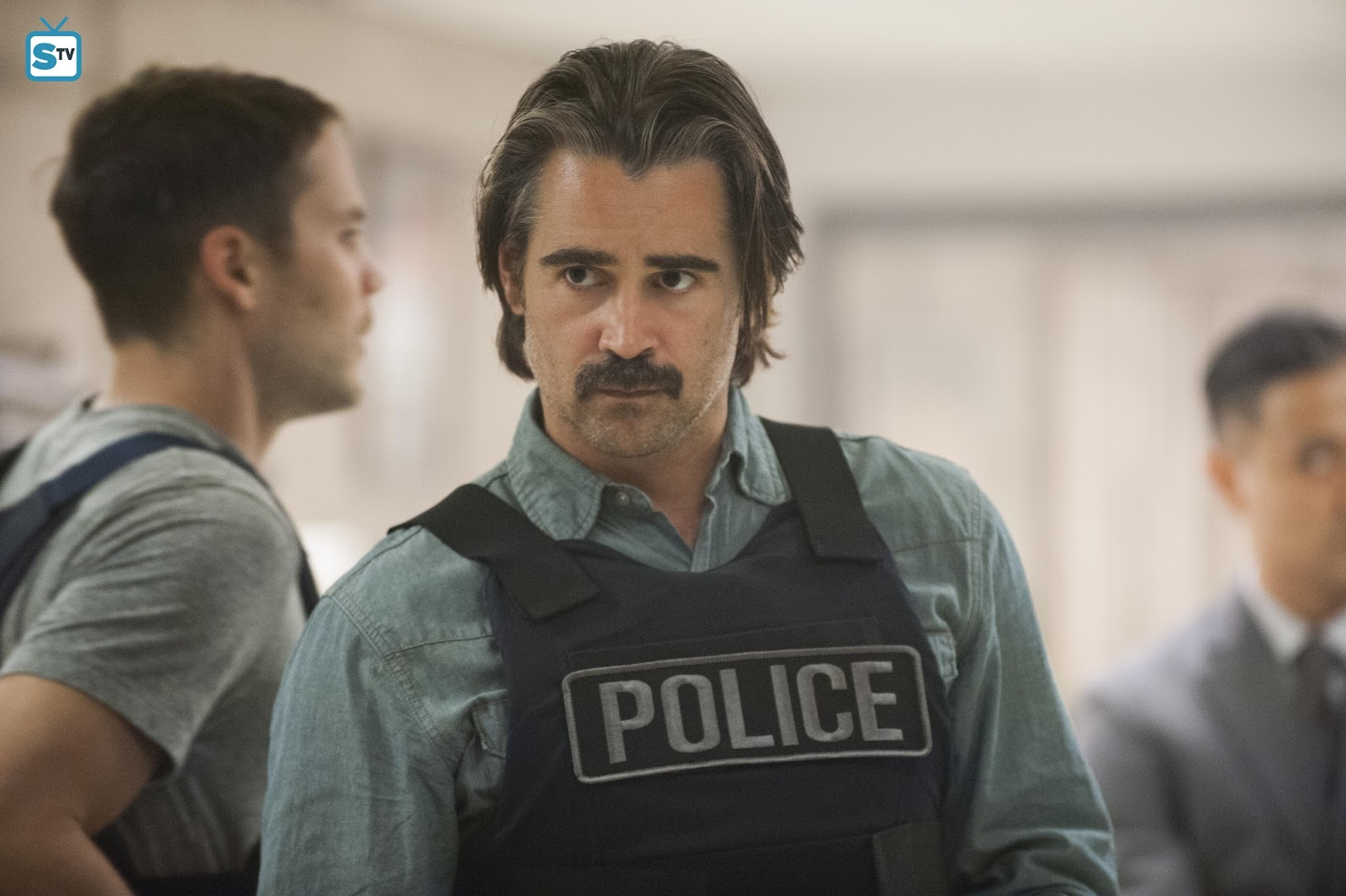 "True Detective - Season 2 Premiere, ""The Western Book of The Dead"" - Advance Preview"