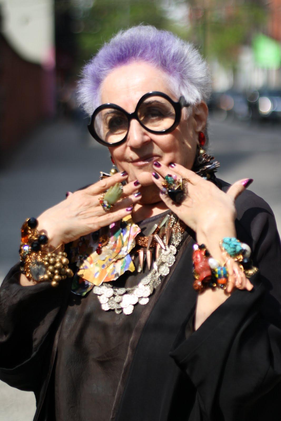Фото старых модных бабушек 17 фотография