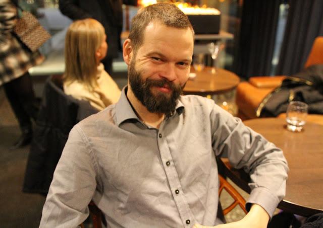 Vegansk Julefestival 2015 Veggispreik Lars Kjelkenes Giæver
