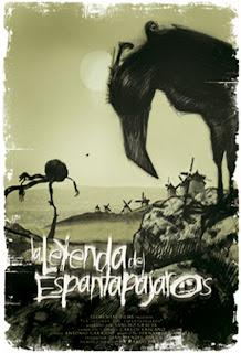 Ver Online: La leyenda del espantapájaros (2005)