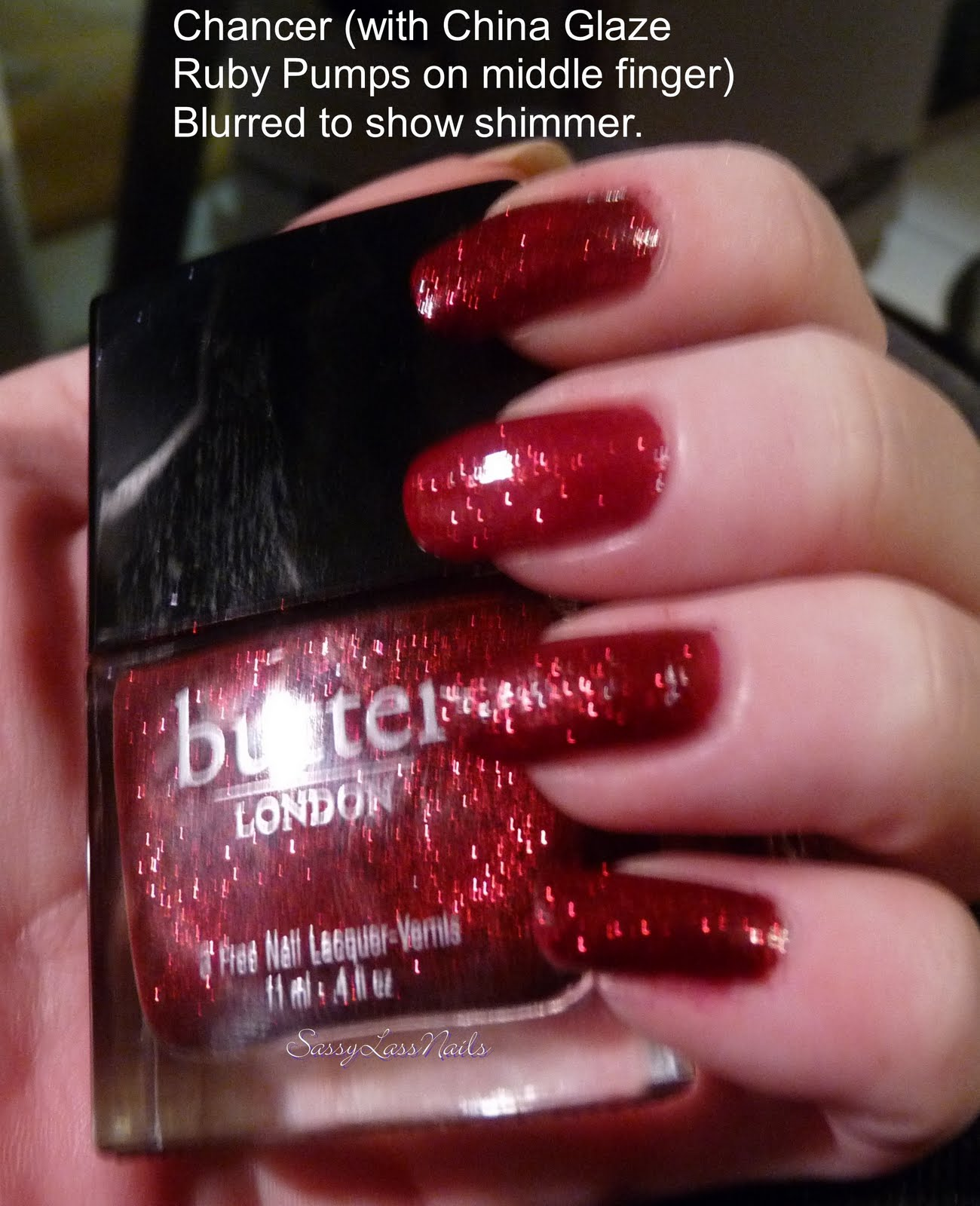 Butter London Nail Polish Reviews | Pointless Cafe