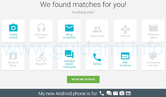 Google Which Phone consigli per cellulari Android