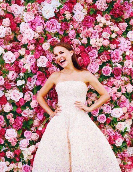 Mural De Flores Decoracão De Casamento Tendência Noivinhas De Luxo