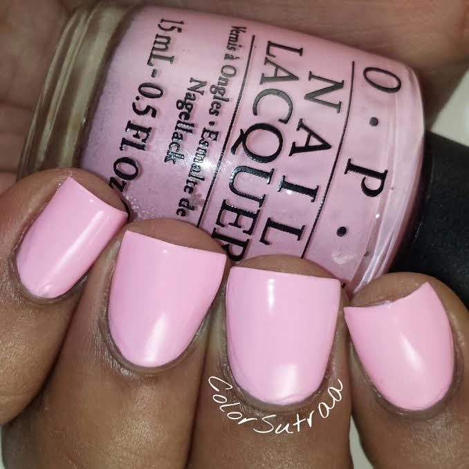 OPI Hawaii 2015 collection : Swatches and Review - ColorSutraa