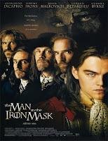 El hombre de la máscara de hierro (1998) [Latino]
