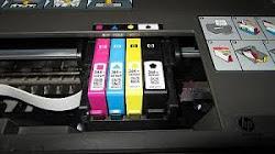 Verwijderen-reinigen printkop