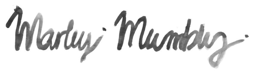 Marley mumbles