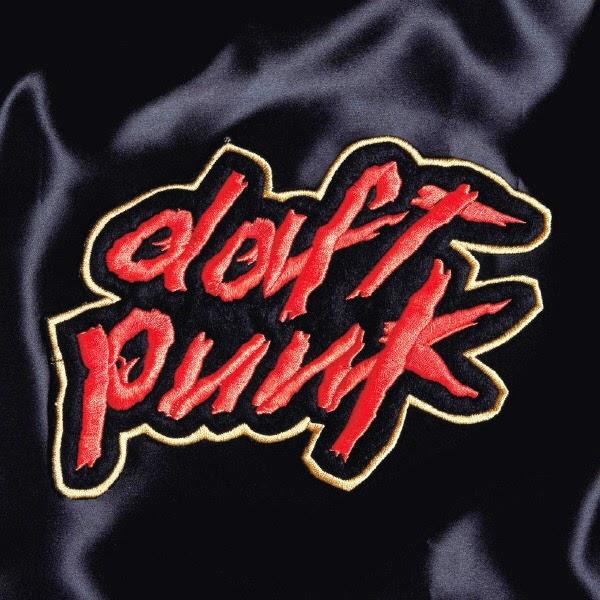 Daft Punk - Homework Cover